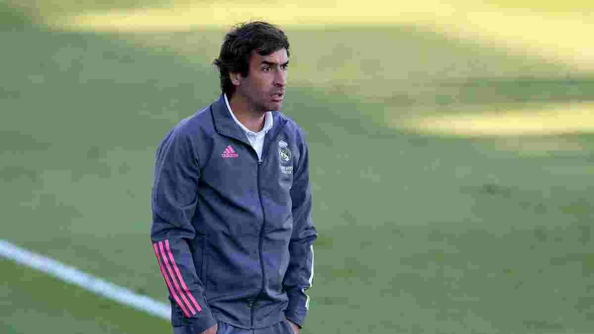 Рауль став фаворитом на посаду наставника Реала уразі відходу Зідана