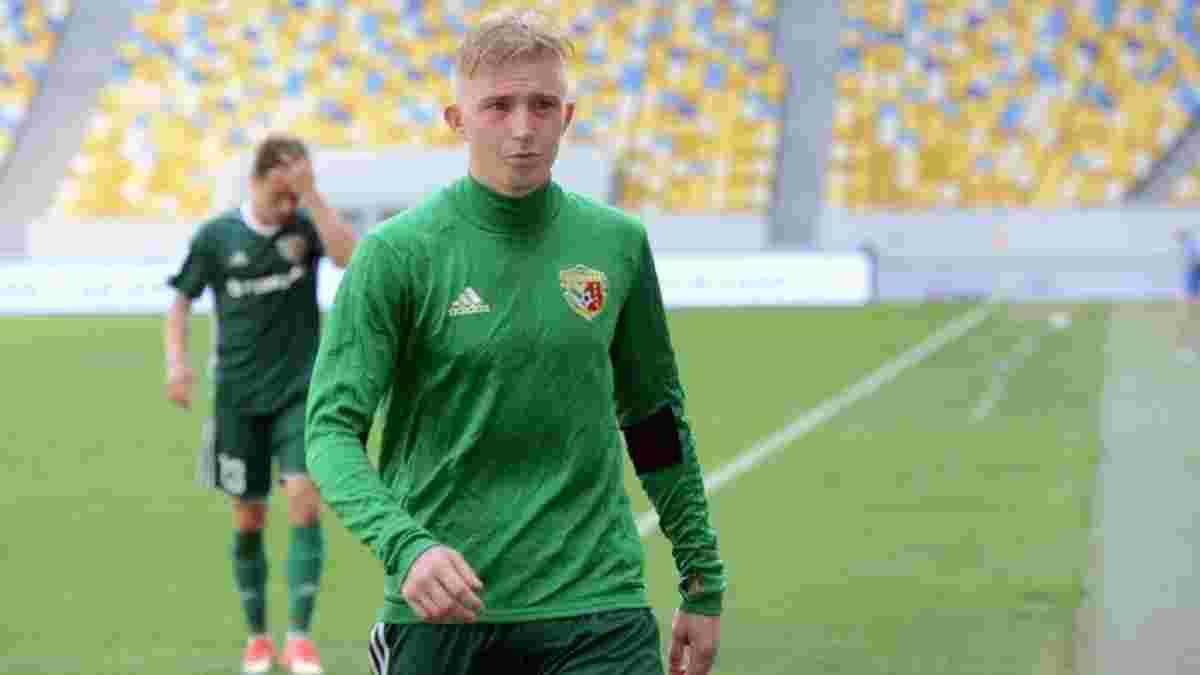 Кулач на фоні чуток про інтерес Динамо отримав пропозицію залишитися у Ворсклі