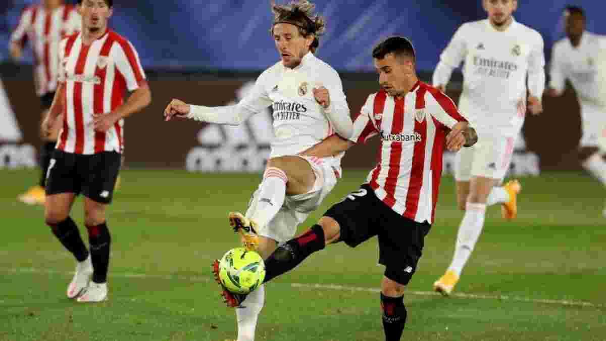 Реал обнародовал заявку на поединок с Атлетиком – в обойме Зидана менее 20 игроков