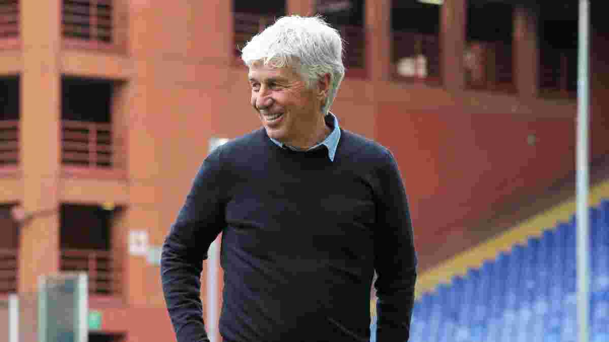 Гасперини: Сложно поверить, что Аталанта третий сезон подряд попадает в первую четверку