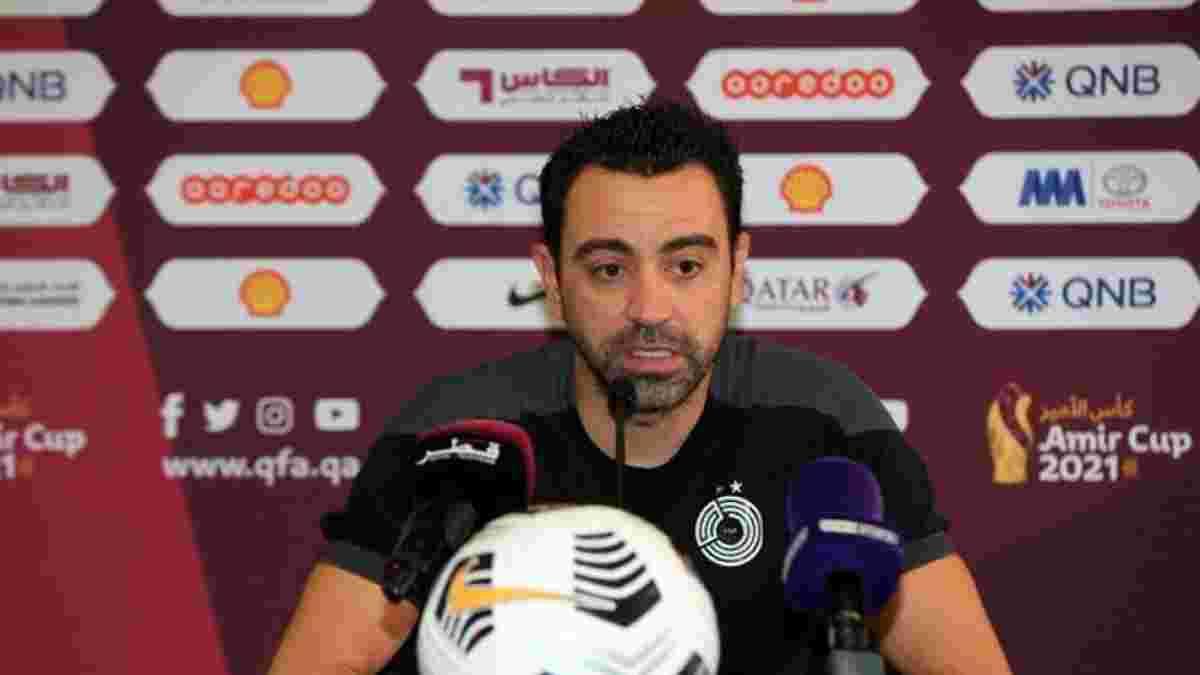 Барселона спростувала переговори з Хаві
