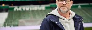 Вердер призначив легенду клубу на посаду наставника – він програвав Шахтарю в фіналі Кубка УЄФА