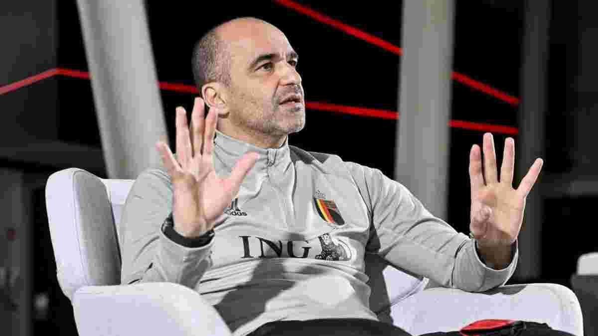 Мартінес назвав заявку збірної Бельгії на Євро-2020