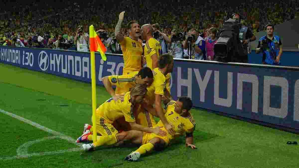 Бенефис Шевченко и незабываемый Кашшаи: какой была первая попытка сборной на Евро-2012