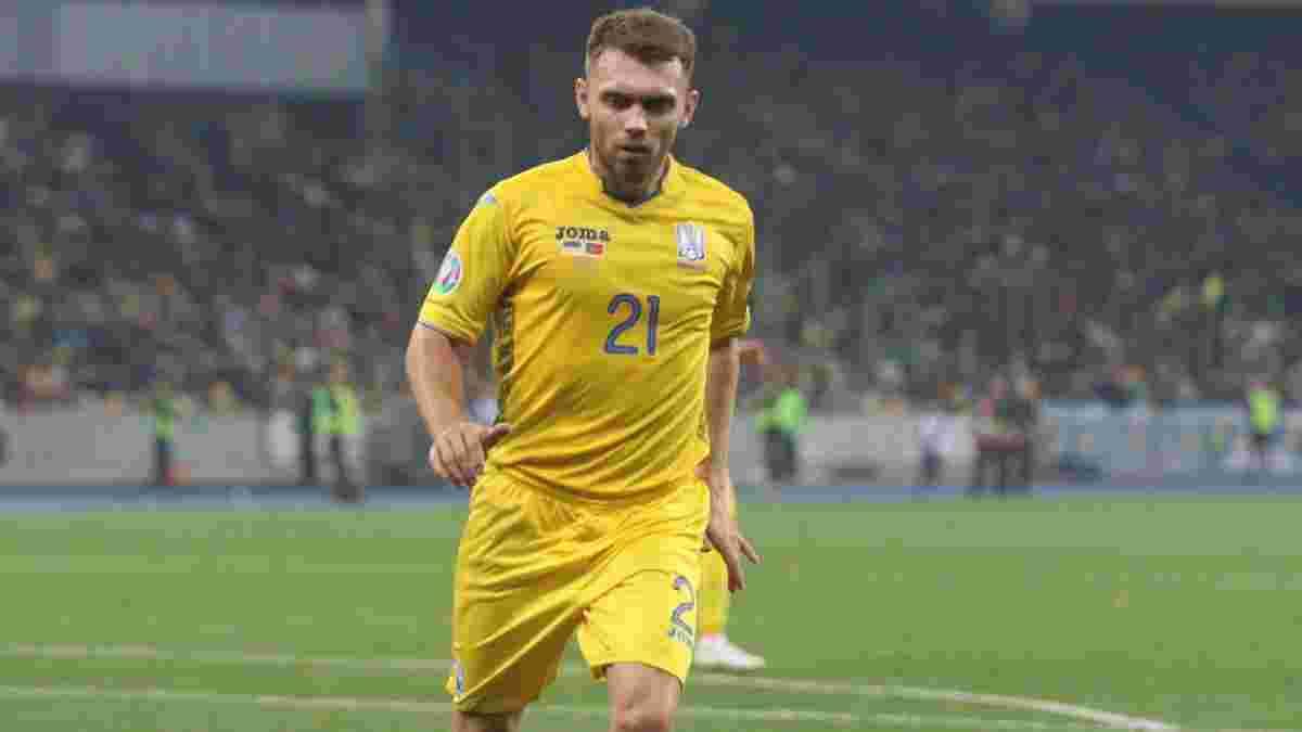 """Караваев назвал матч сборной Украины, который позволил «""""сине-желтым"""" почувствовать уверенность в своих силах"""
