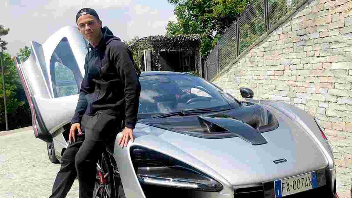 """Роналду вывозит свой автопарк из Турина – португалец """"намекнул"""", где продолжит карьеру"""