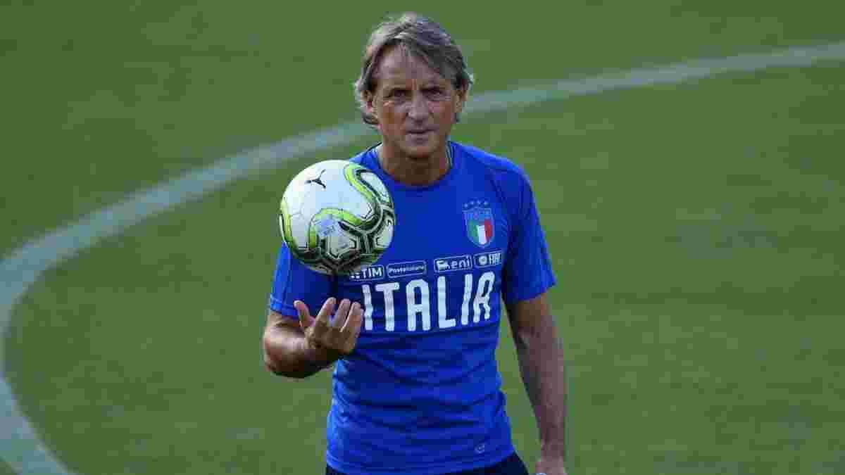 Манчіні офіційно продовжив контракт зі збірною Італії до 2026 року