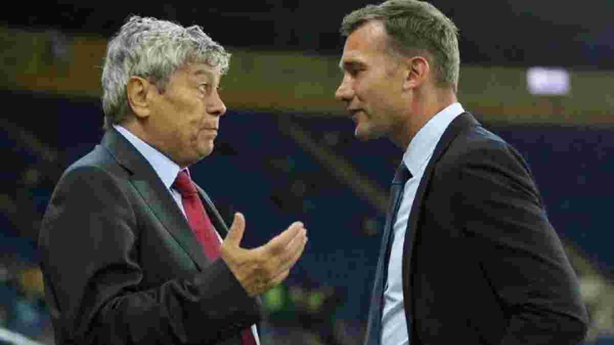 Луческу буде амбасадором збірної України на Євро-2020 – наставник Динамо вже почав виконувати завдання