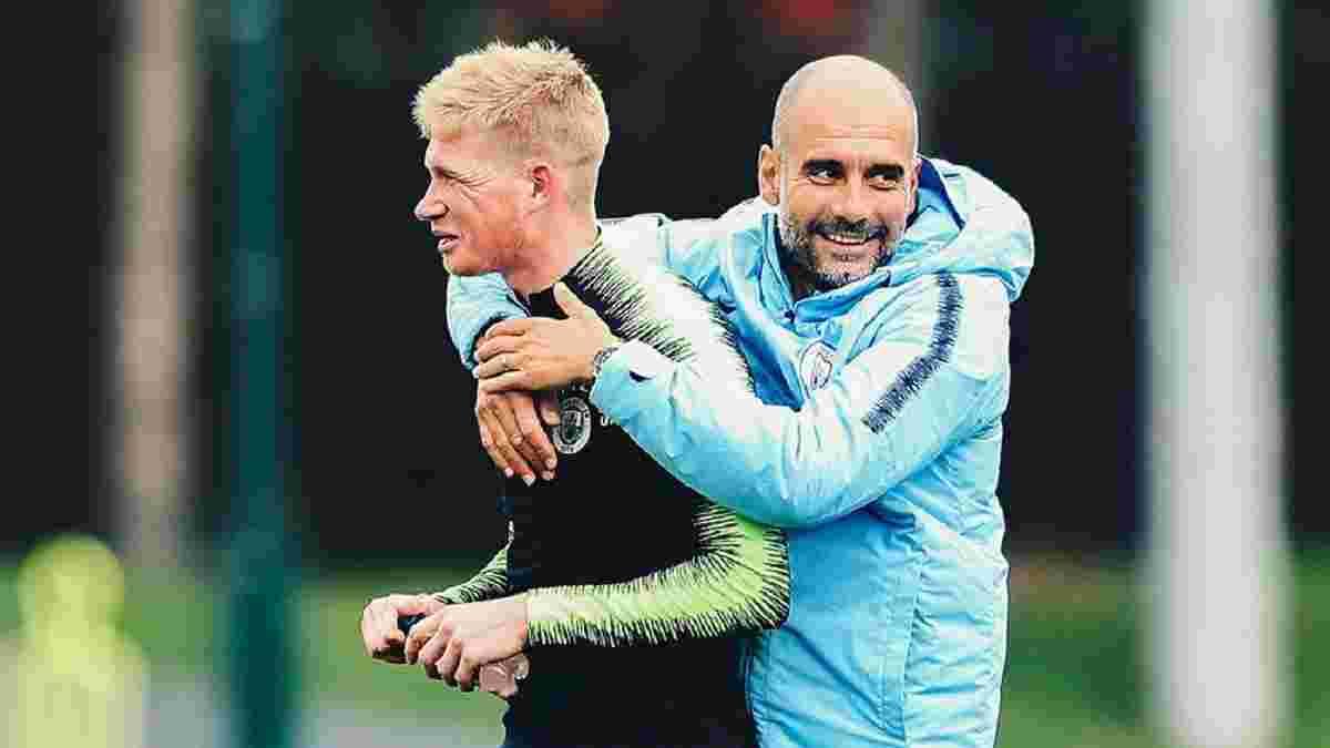 Манчестер Сити – Челси: Гвардиола озвучил вердикт относительно участия де Брюйне в финале Лиги чемпионов