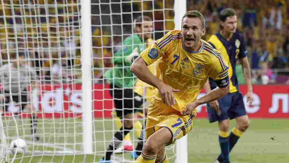 Україна – серед аутсайдерів чемпіонату Європи: Шевченко приніс тріумф, який став єдиною втіхою