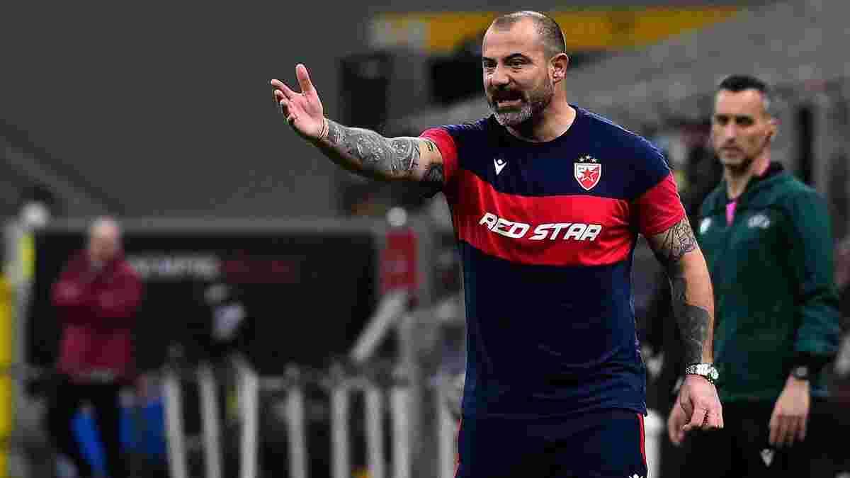 Станкович продлил контракт с Црвеной Звездой