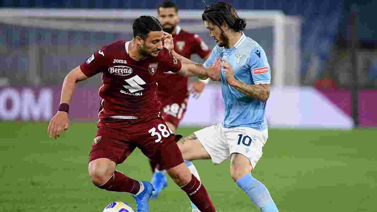 Торіно вистояв проти Лаціо і зберіг прописку у Серії А – Іммобіле не реалізував пенальті, Сімоне не допоміг Філіппо