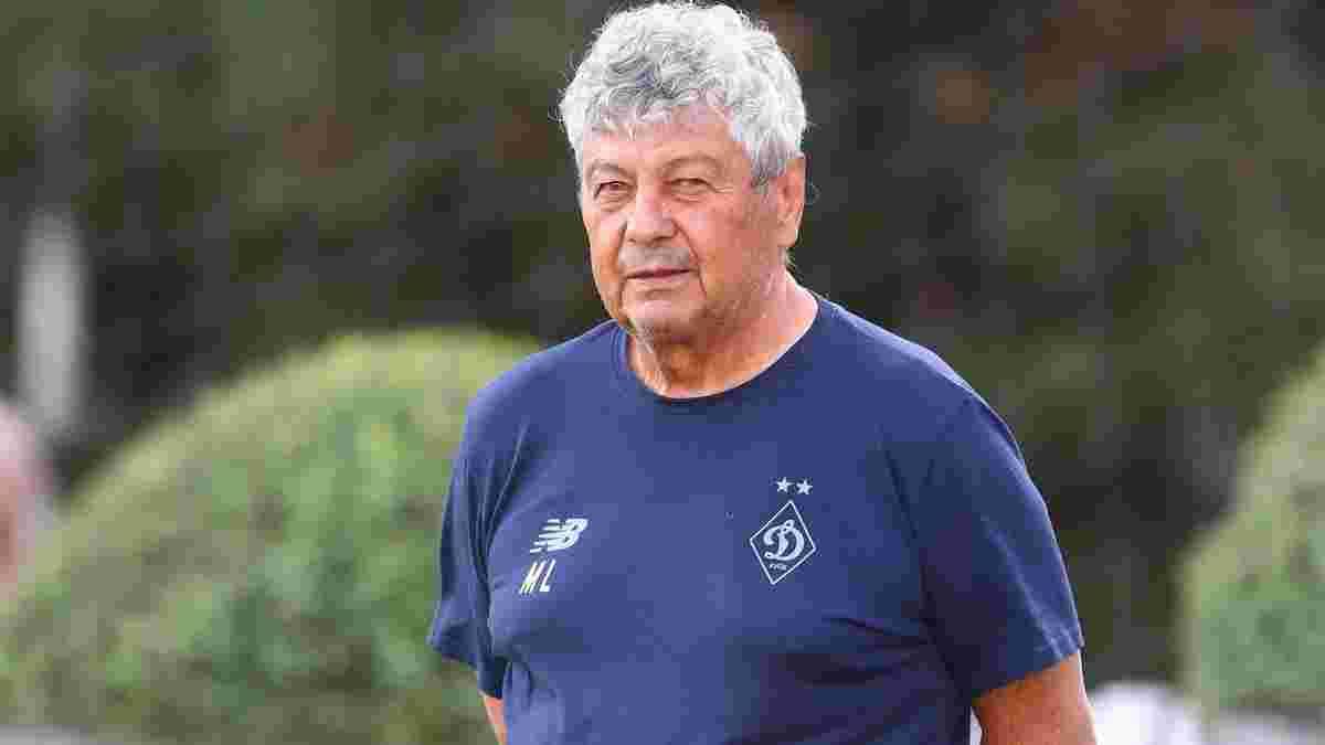 Луческу признался, кто окончательно убедил его возглавить Динамо