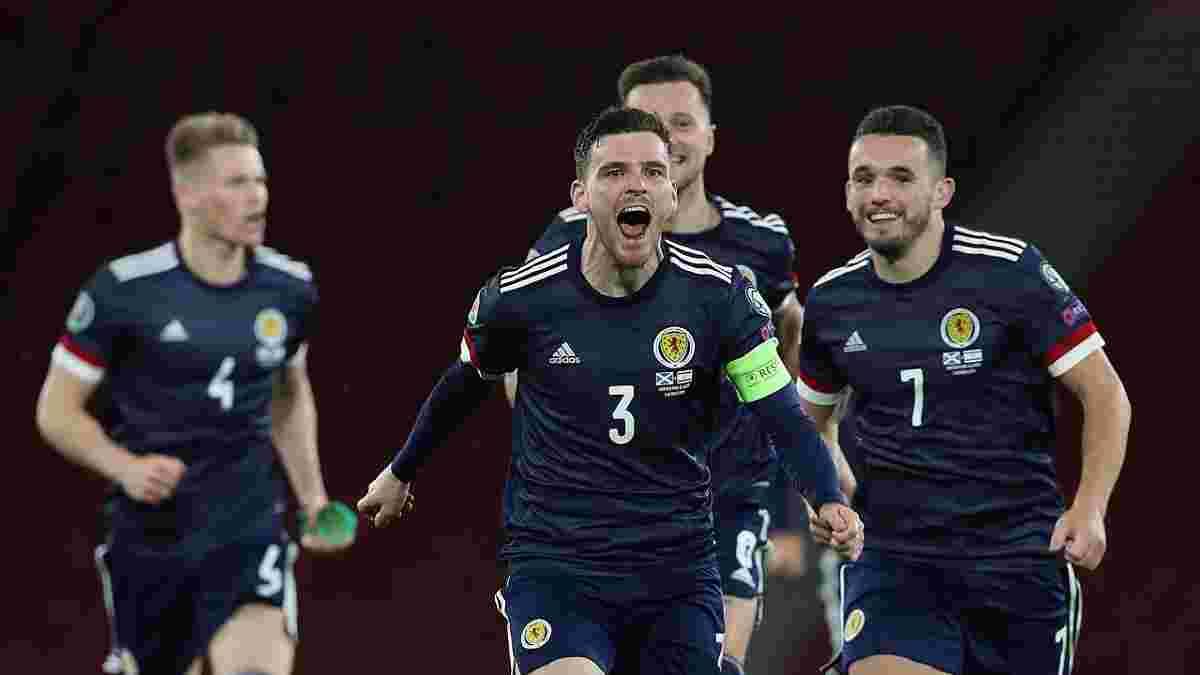 Шотландия впервые в XXI веке едет на Евро – в заявке звезды АПЛ и перспективный тинейджер