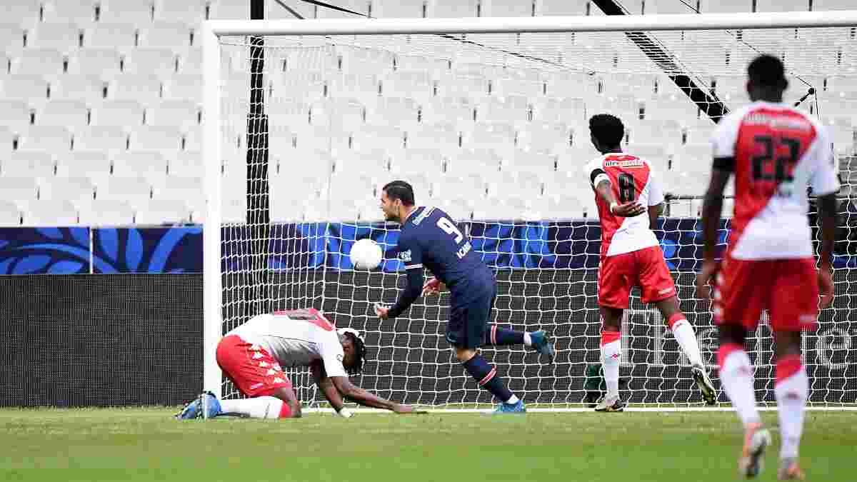 ПСЖ обыграл Монако и выиграл Кубок Франции – гол и ассист Мбаппе дарят Почеттино второй трофей в карьере тренера