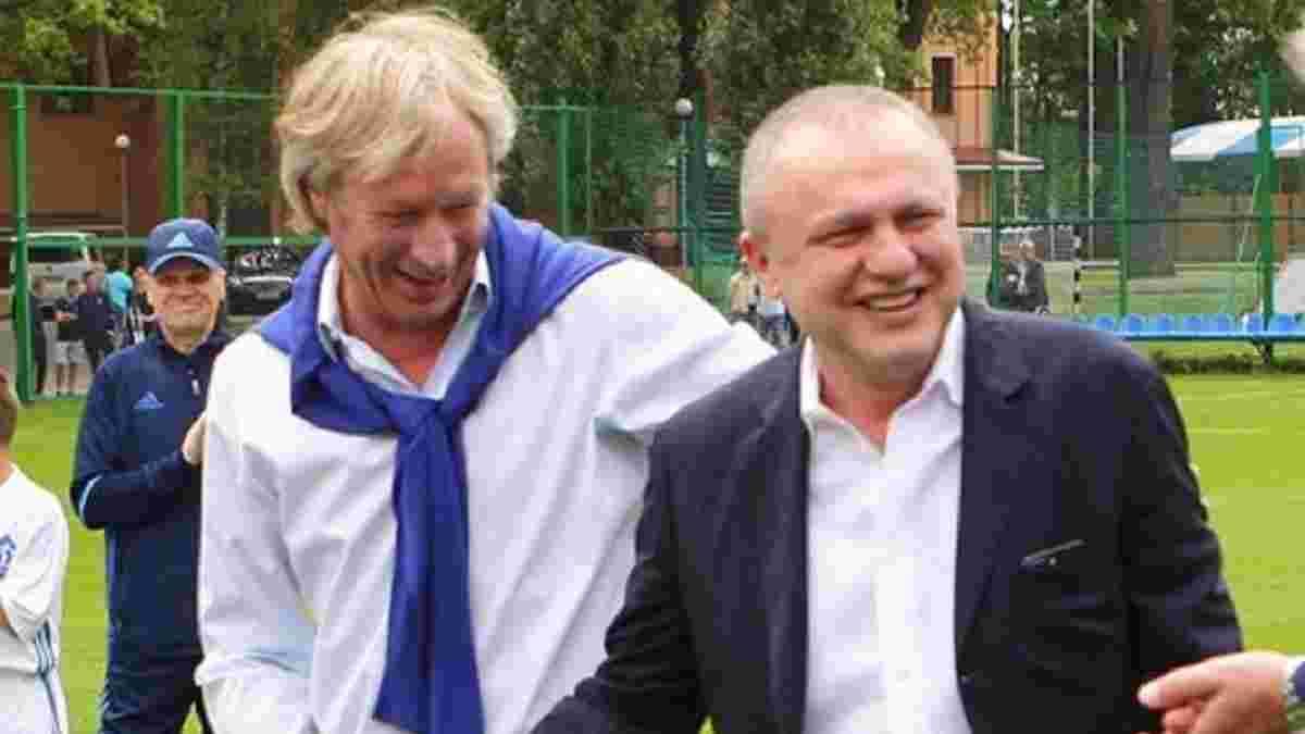 Суркіс намагається втримати Михайличенка в Динамо – йому пророкують місце в УАФ