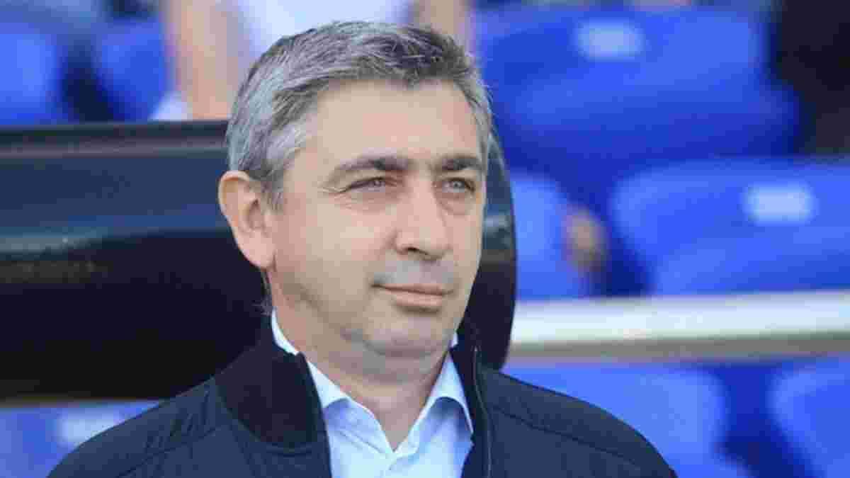 УАФ пожизненно отстранила Севидова от футбольной деятельности