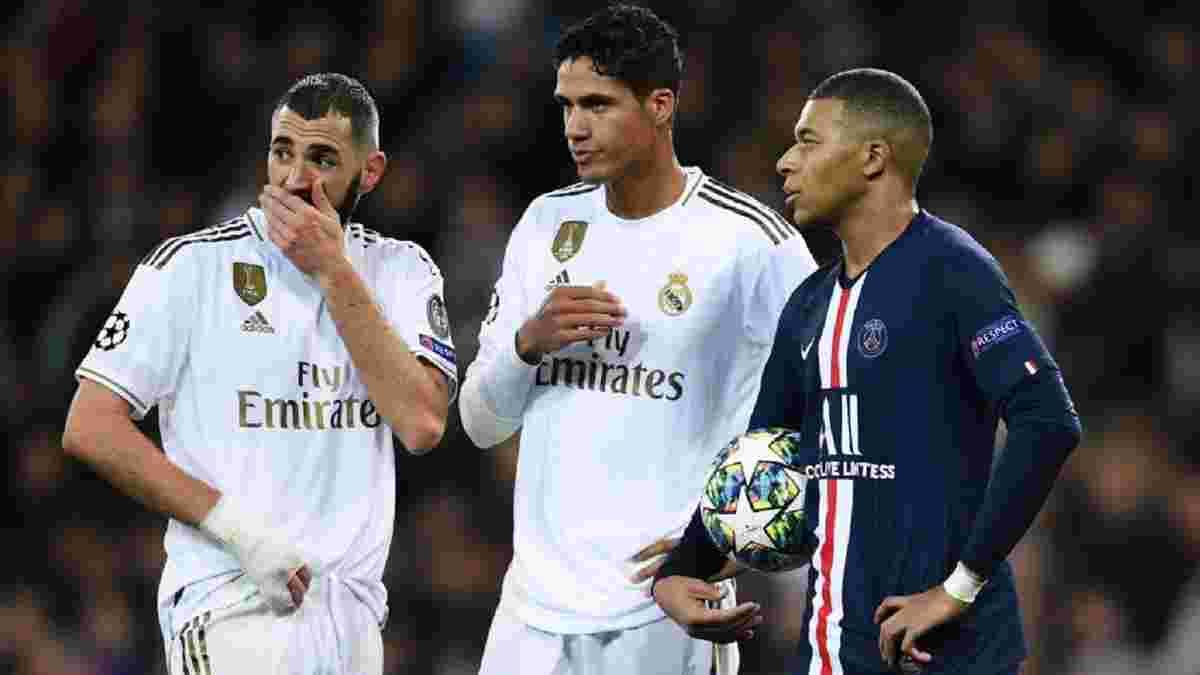 Мбаппе не обеспокоен судьбой Зидана в Мадриде – звезда ПСЖ определился относительно своего будущего в Реале