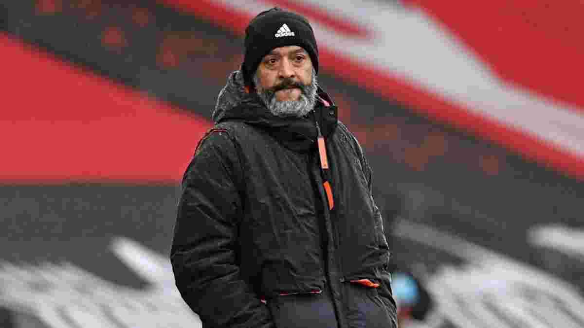 Вулверхэмптон объявил об уходе Эшпириту Санту по окончании сезона