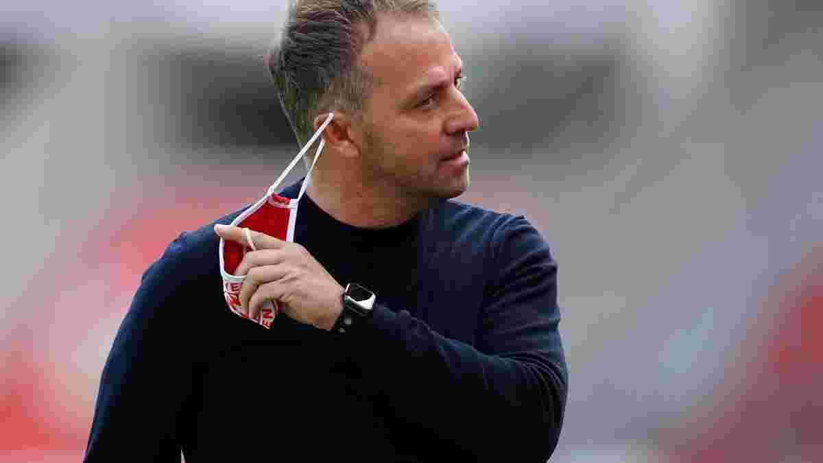Флік продовжує діалог зі збірною Німеччини – тренер Баварії розповів про успіхи перемовин
