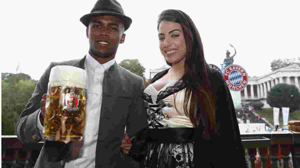 Бавария попрощалась с Костой и еще одним игроком