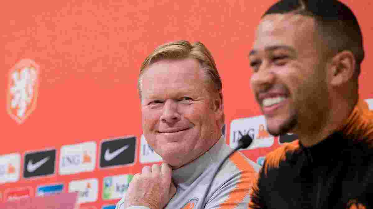 Агуэро и Депай летом станут игроками Барселоны