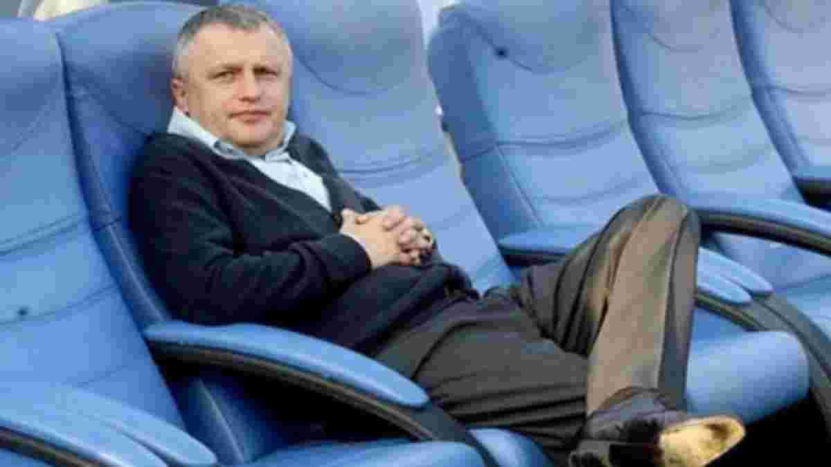 """""""Ми тоді посміялися"""": Суркіс зізнався, хто першим порекомендував йому запросити Луческу в Динамо"""