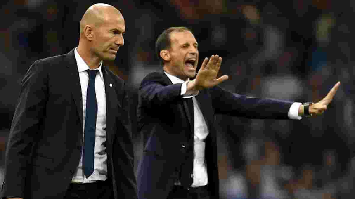 Аллегрі має запасний план у Серії А, якщо Реал не запросить фахівця