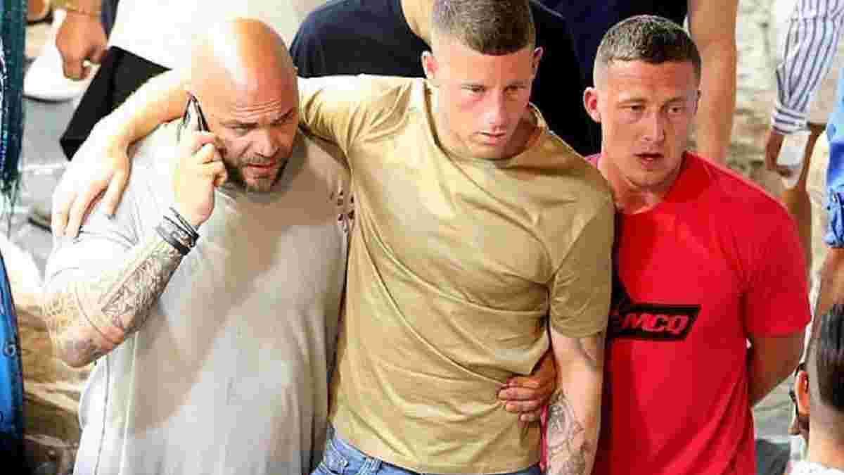 Баркли опозорился в пьяном скандале – охранники выгнали из бара хавбека Челси