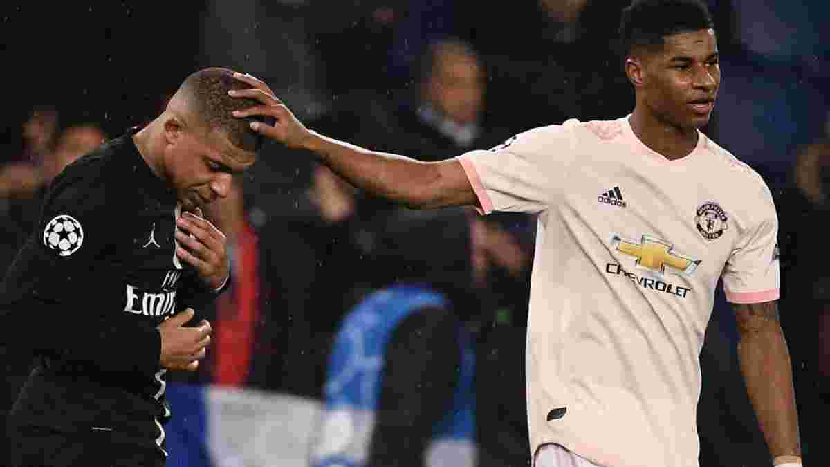 Рашфорд не виключає відходу з Манчестер Юнайтед – форвард назвав свої улюблені клуби