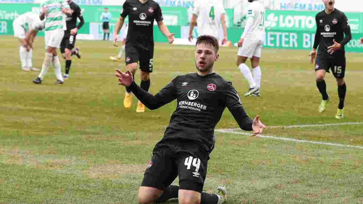 Шуранов став найкращим гравцем матчу в Бундеслізі за версією Whoscored