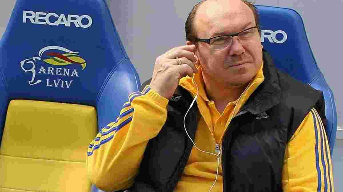 Леоненко з гумором пояснив, чому Шевченко тривалий час не викликав Буяльського до збірної України