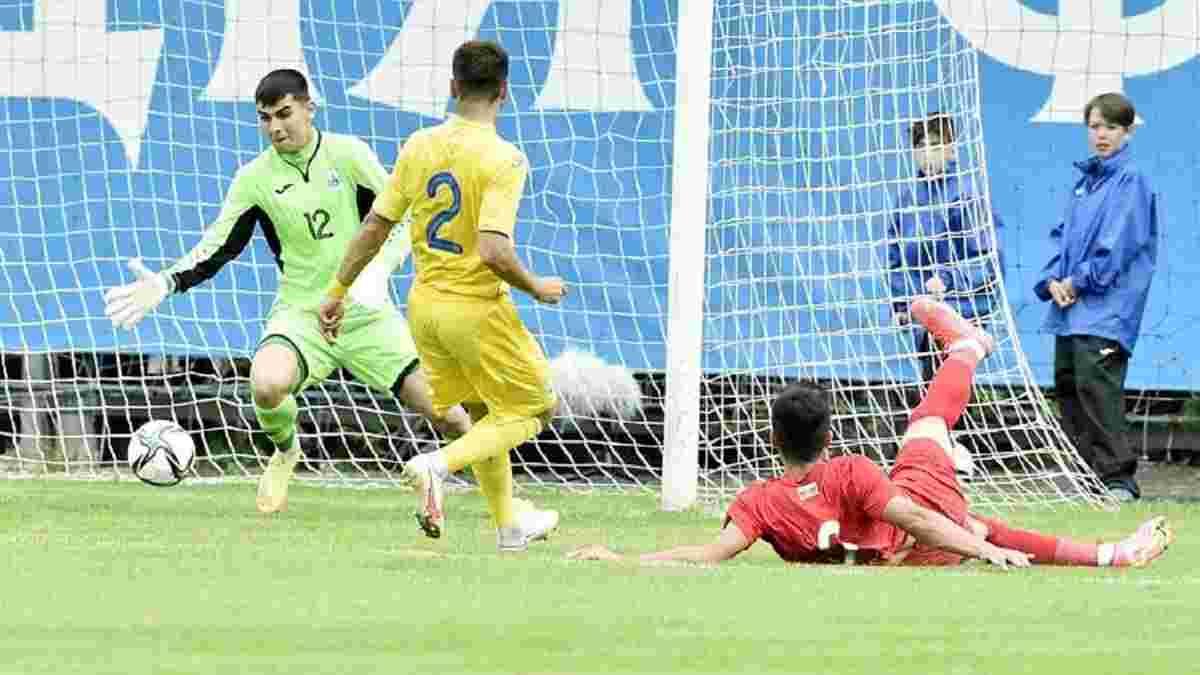 Україна U-21 – Азербайджан U-21 – 0:1 – відео гола та огляд матчу