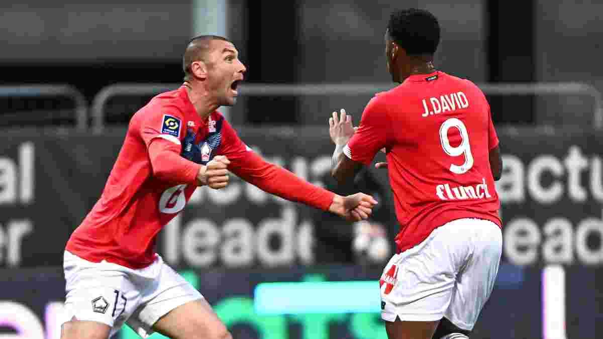 Лилль стал чемпионом Франции, ПСЖ финишировал вторым, а Монако сыграет в квалификации Лиги чемпионов после драмы Лиона