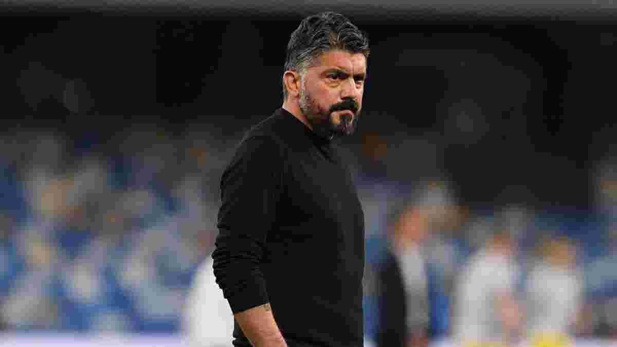 Гаттузо официально покинул Наполи после невыхода в Лигу чемпионов