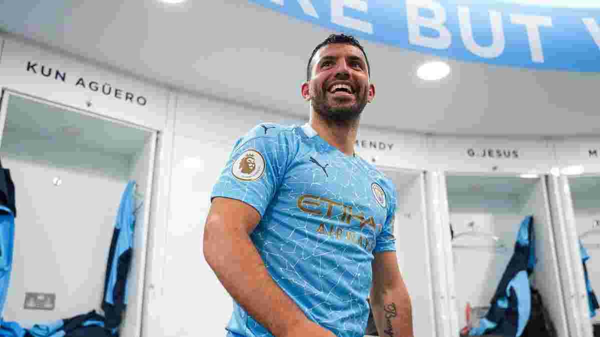 Гвардіола: Агуеро гратиме з Мессі – найкращим футболістом усіх часів