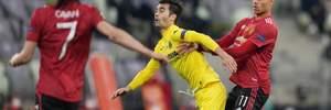 Вільяреал – Манчестер Юнайтед – 1:1 (11:10 пен.) – відео голів і огляд матчу