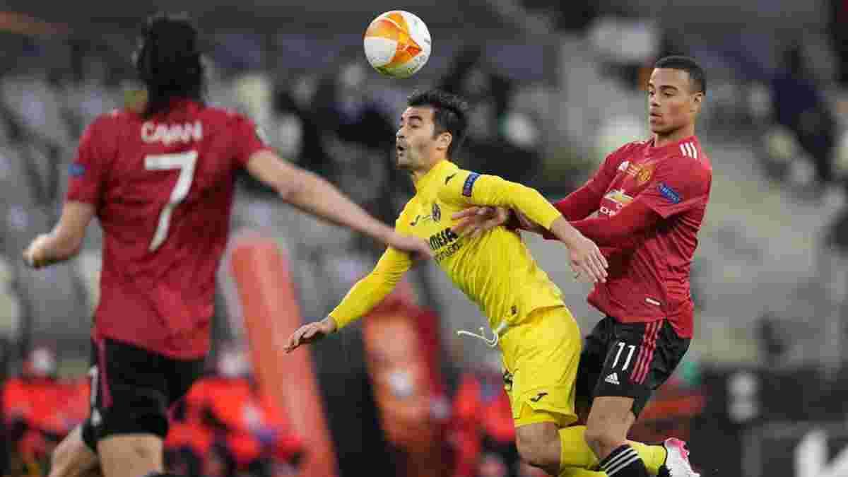 Вильярреал – Манчестер Юнайтед – 1:1 (11:10 пен.) – видео голов и обзор матча