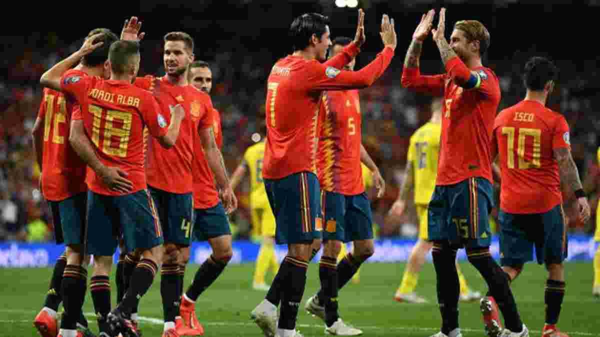 Історична ганьба Реала – вперше збірна Іспанії обходиться без представників королівського клубу на великому форумі