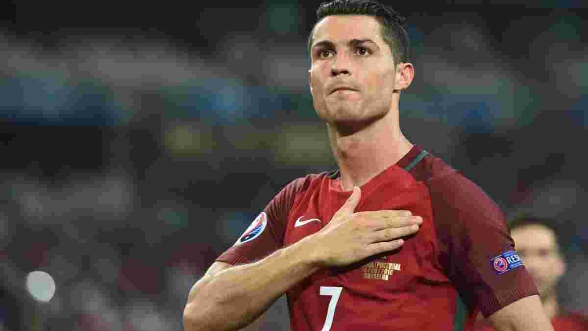 Роналду даже не праздновал выход Ювентуса в Лигу чемпионов – благородная причина