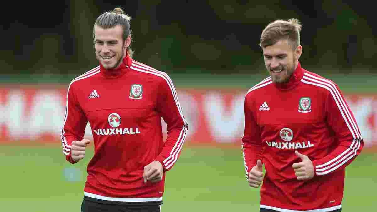 Бейл и Рэмзи попали в предварительную заявку Уэльса на Евро-2020