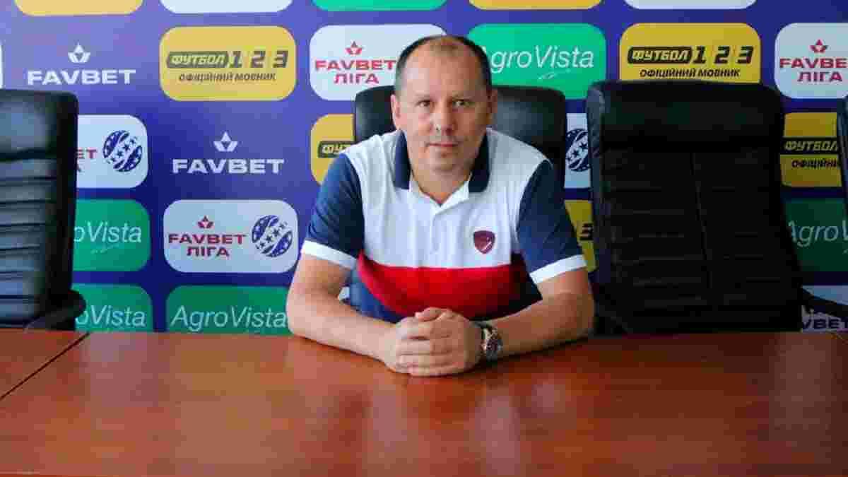 Революція в Олександрії триває – клуб покинув спортивний директор і весь тренерський штаб