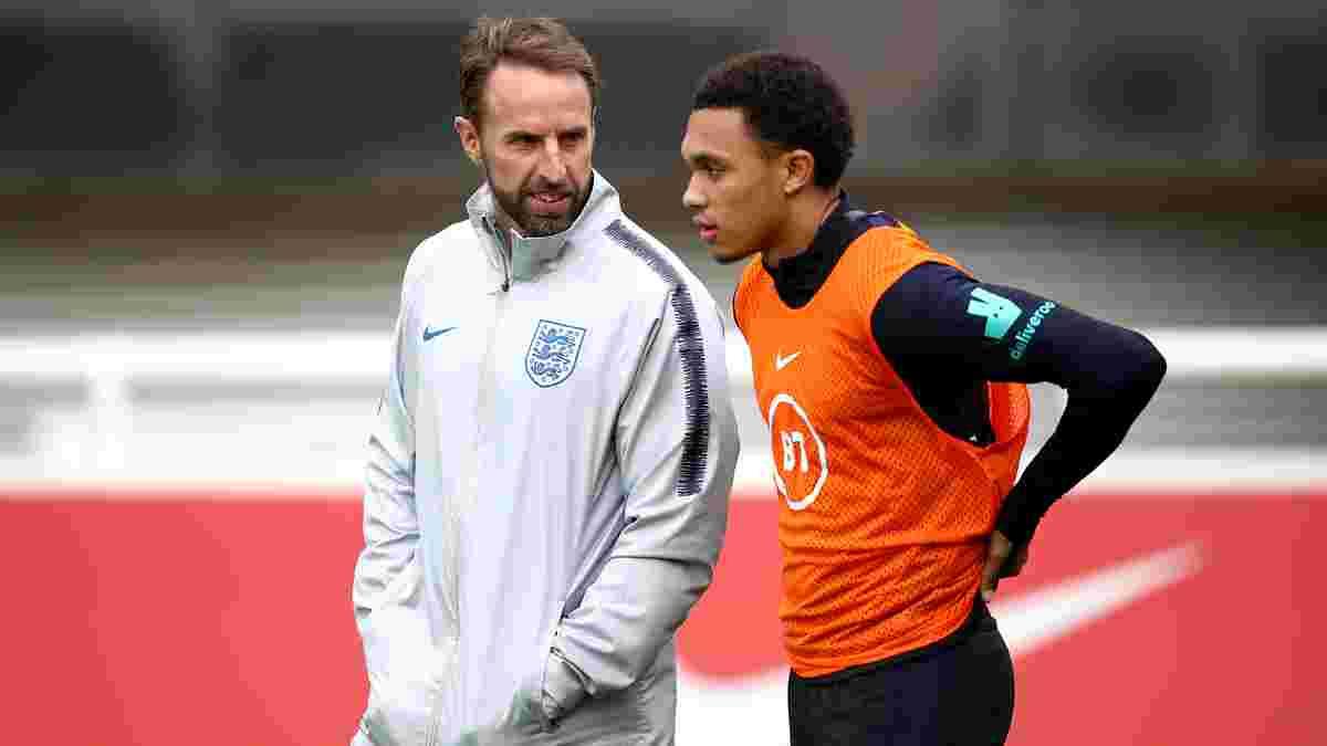 Саутгейт назвал предварительный состав сборной Англии на Евро-2020 – прощение звезды Ливерпуля и ряд сюрпризов