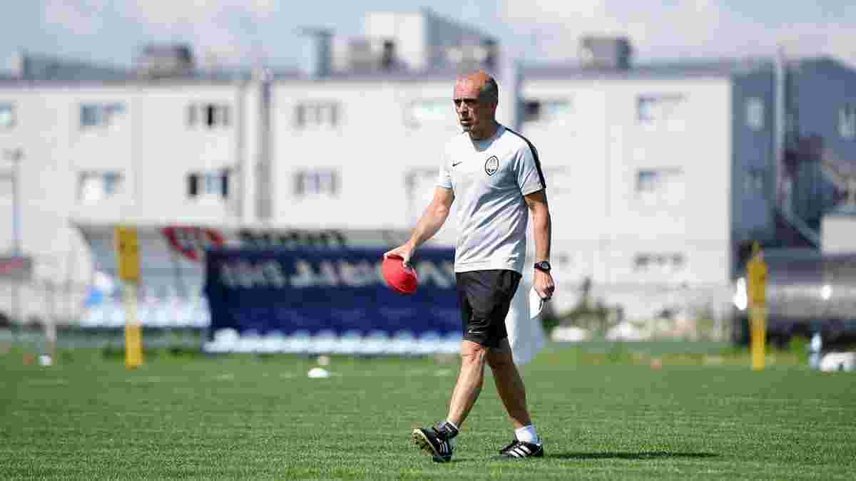 Шахтар попрощався з головним тренером U-21