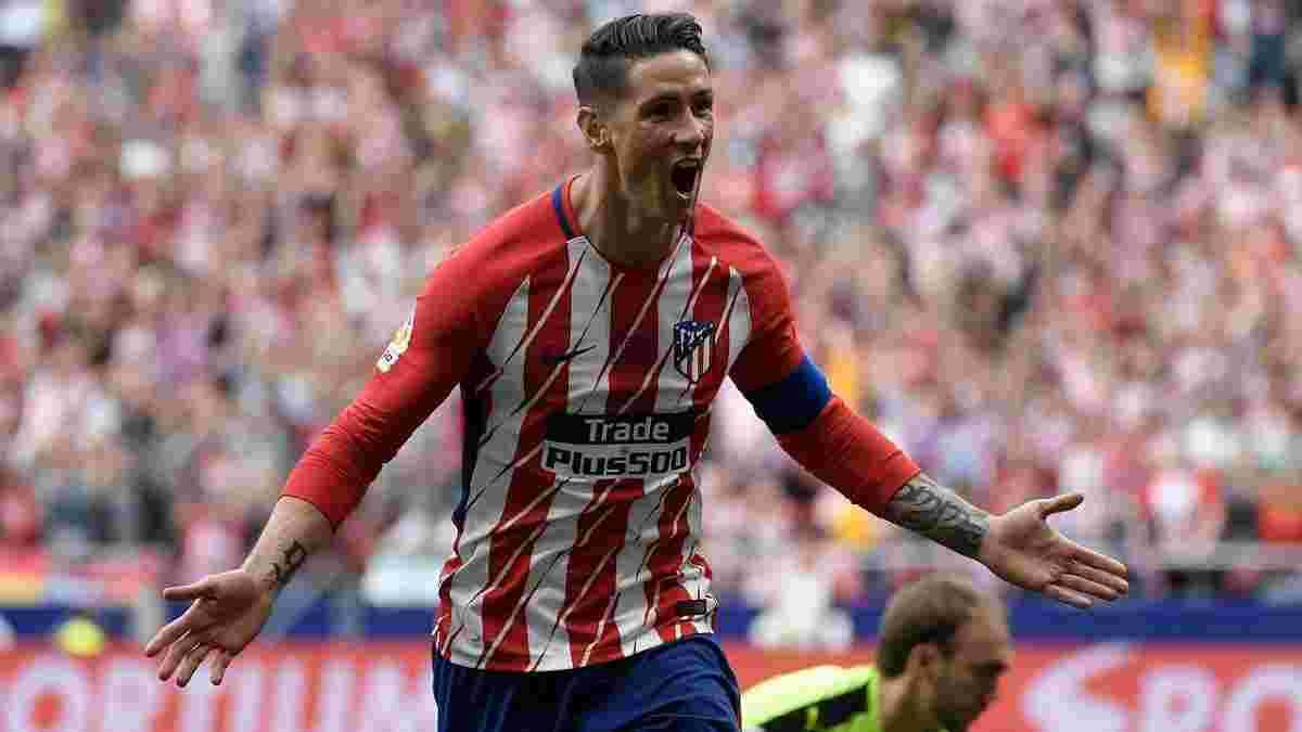 Торрес анонсував сенсаційне повернення у футбол
