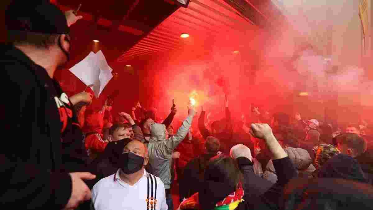 Вильярреал – Манчестер Юнайтед: фанаты манкунианцев были атакованы перед финалом Лиги Европы