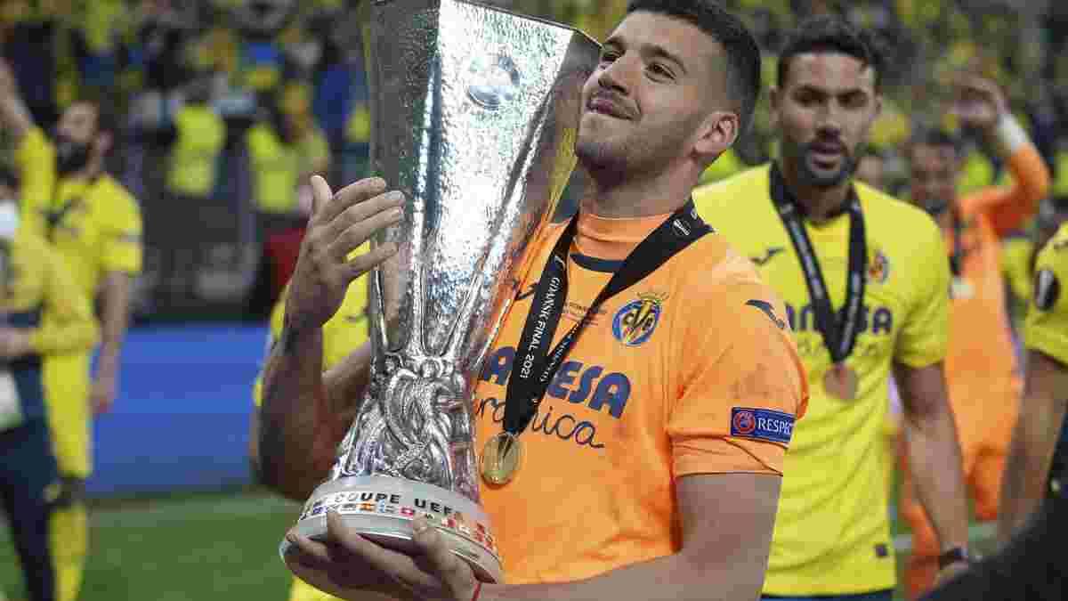 Голкипер Вильярреала признался, что помогло забить решающий пенальти в финале Лиги Европы