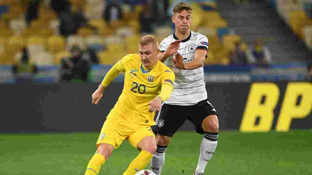 Коваленко не допоможе збірній України на Євро-2020