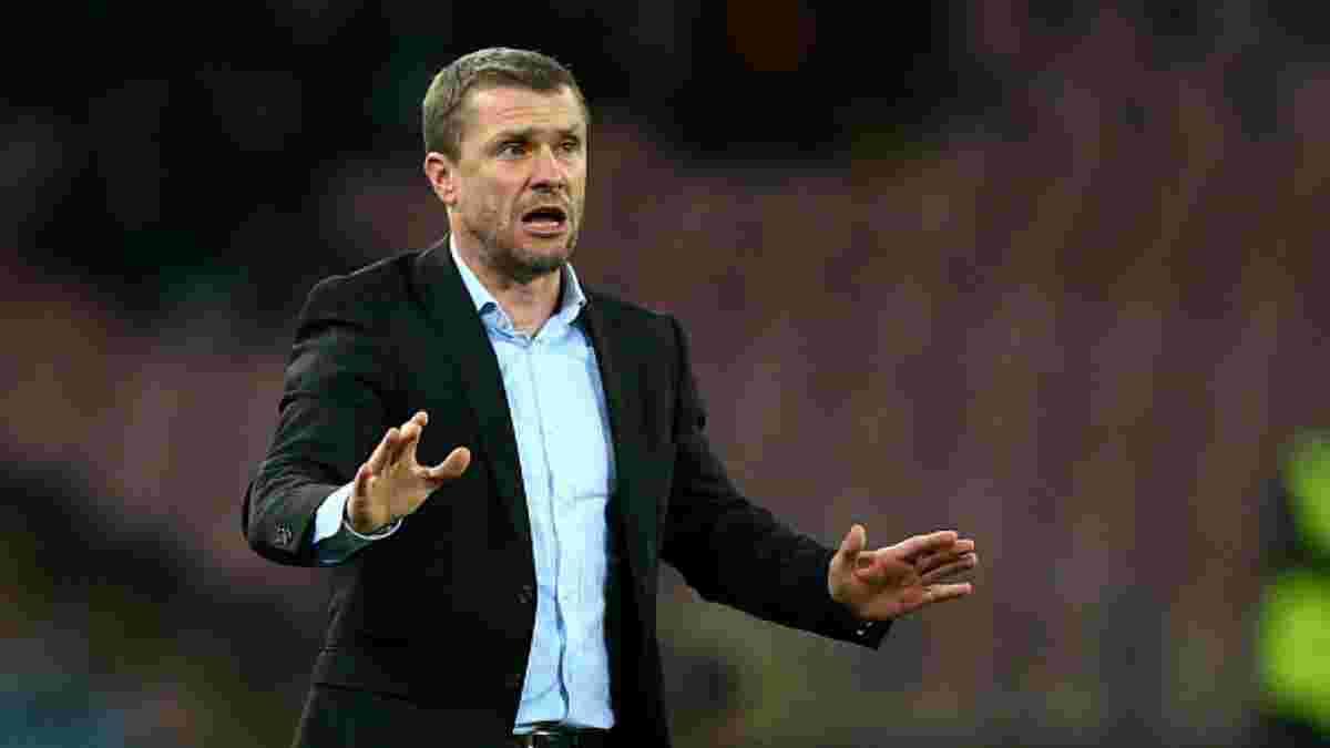 Ребров оказался в списке претендентов на тренерский мостик Тоттенхэма, – СМИ