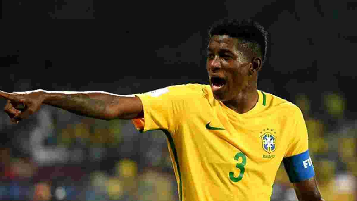 Витао получил дебютный вызов в олимпийскую сборную Бразилии